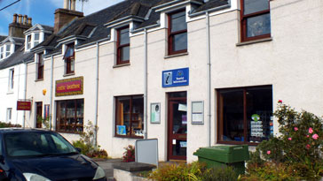 Visitor Centre & Celtic Crafts