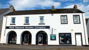 West Highland Woolen centre